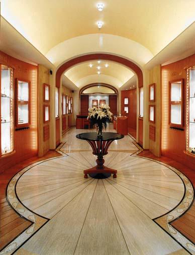 Tpa Interior Gallery Talati Panthaky Associated India
