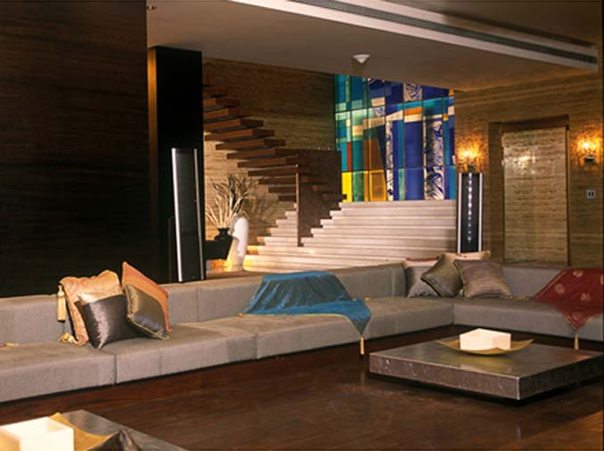 Tpa interior gallery talati panthaky associated india for Interior designs for small flats in mumbai